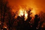 Caldo africano, incendi tra Palermo e Catania