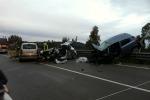 Enna, incidente stradale sulla statale 117: morte tre ragazze catanesi