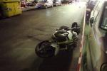 Scontro auto-moto, muore a 21 anni a Palermo: si costituisce una ragazza