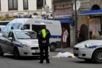 Palermo, donna travolta e uccisa in centro