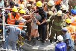 Crolla un palazzo in India, 17 morti e 40 persone sotto le macerie