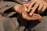 Ragusa, la protesta degli indigenti Chiedono i sussidi e un lavoro