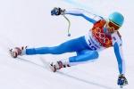 Sochi, delusione azzurra del Super G: Innerhofer subito fuori