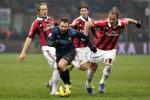 Il Milan spreca, Schelotto salva l'Inter