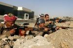 Iraq, quattro bambini morti in un raid governativo