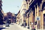 Caltanissetta, l'isola pedonale sospesa da lunedì a venerdì
