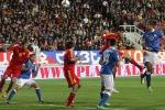 Italia: rischio figuraccia, ma l'Armenia è battuta