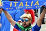 Italia-Uruguay, le formazioni