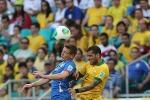 Confederation Cup, Italia sconfitta ma è spettacolo contro il Brasile