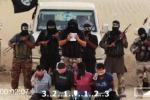Nuovo video choc di jihadisti filo al Qaida: in 4 decapitati in Egitto