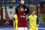 Il Milan esce dalla crisi: battuto anche il Chievo