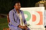 """Il ministro Kyenge ad Erice: """"Il problema dell'immigrazione va affrontato all'origine"""""""