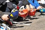 Consorzi di bonifica, a Modica protestano i lavoratori