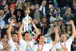 Coppa Italia, la Lazio vince il derby finale