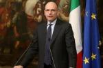 """Letta da Napolitano: """"Dimissioni irrevocabili"""""""