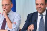 Letta: «Finita l'era Berlusconi» Ma il Pdl insorge