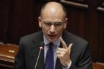 Governo, la Camera conferma la fiducia a Letta