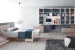 Nuovi spazi per le librerie: in camera da letto e in bagno