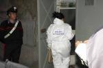 Anziani sgozzati a Licata: l'uomo ucciso con 20 coltellate
