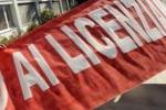 Priolo, licenziamenti Rem: la protesta si acuisce