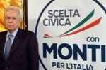 """Monti: """"Modello Sicilia va bene pure a Roma"""""""