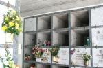 Commemorazione dei defunti, via vai continuo dal cimitero di Caltanissetta