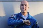 """Missione """"Volare"""", le prime ore di Parmitano sulla stazione spaziale"""