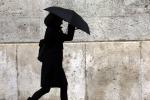 Natale con vento e pioggia in Sicilia