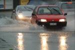 Castelvetrano, sistema fognario in tilt con le piogge
