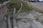 Maltempo nel Ragusano, si contano i danni