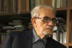 Morto il filosofo Manlio Sgalambro