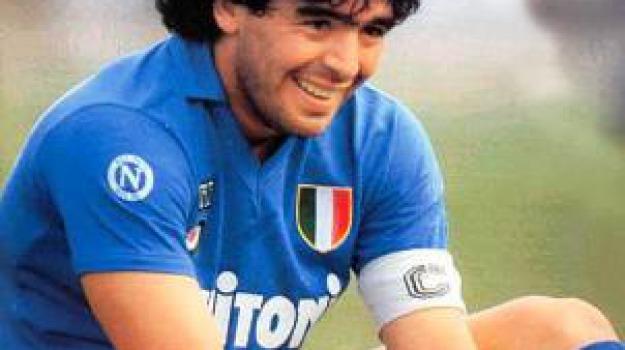 Stelle e polvere, i 50 anni folli di Maradona - Giornale di Sicilia
