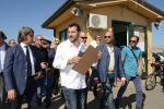 """Lunedì Salvini """"sbarca"""" in Sicilia: sarà a Catania e Augusta"""