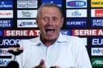 """Zamparini: """"Silvestre verso l'Inter, Migliaccio vuole andare via"""""""