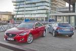 Per la nuova ammiraglia Mazda6 prezzi uguali per berlina e wagon