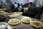 Cento pasti caldi a Mazara e Salemi Fondazione San Vito contro le povertà
