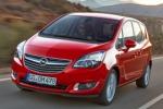 Nuova Opel Meriva continua a stupire Flessibile, tecnologica e con motori Euro 6