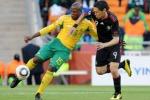 Mondiali, pari nel debutto del Sudafrica