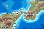 Scossa di magnitudo 4 all'aba nello stretto di Messina