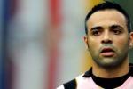 Oscar del calcio siciliano, premiato Miccoli
