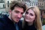 """Mischa Barton, la star di """"The O.C."""" a Roma Selfie con il suo nuovo amore tutto italiano"""