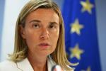 Bruxelles, la Mogherini sarà l'alto rappresentante per la politica estera dell'Unione Europea