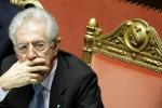 """Monti: """"Via alle misure Cresci Italia"""""""
