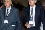 """Monti, Napolitano: """"Nessun ribaltamento delle elezioni 2008"""""""