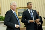 Monti a Washington, Obama: piena fiducia nel suo governo