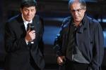 Sanremo, prima serata a ostacoli Celentano, sermone senza precedenti