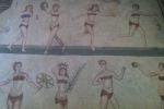 Piccioni nei mosaici di Piazza Armerina «Sono a rischio, servono restauratori»