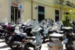 Sulle due ruote con i bagagli Una moto per scoprire la Sicilia