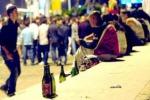Movida selvaggia ad Agrigento, la protesta dei residenti