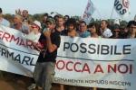 No Muos: gli attivisti trascorrono la notte in Parlamento